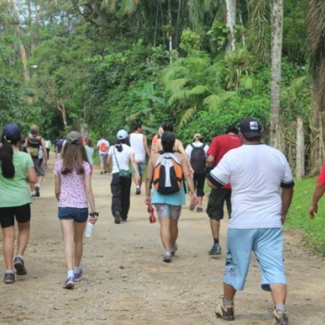 6ª Caminhada da Natureza – Circuito Serra da Prata
