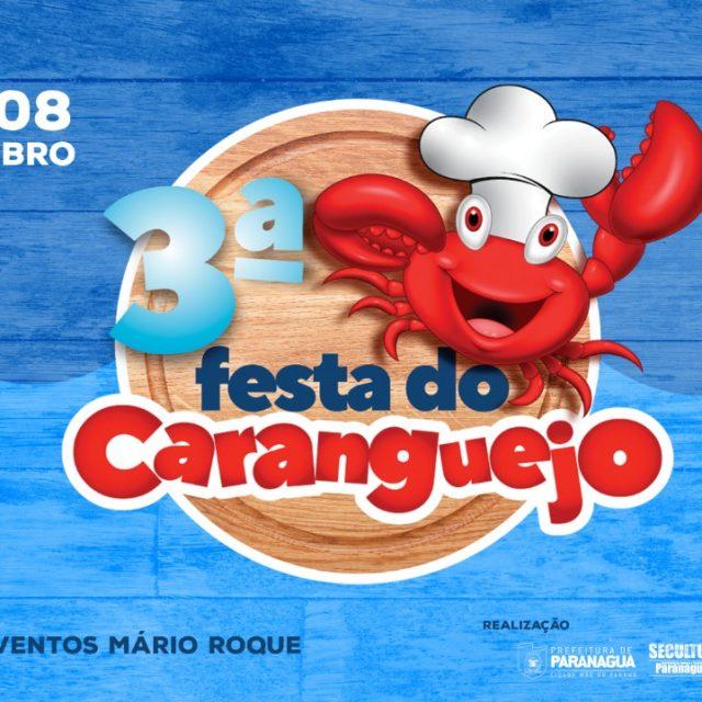 3ª Festa do Caranguejo
