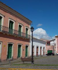 Casa Monsenhor Celso e Casa Brasílio Itiberê