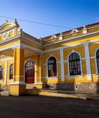 Estação Ferroviária (Temporariamente fechada para visitação)