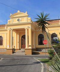 Estação Ferroviária (fechado para visitação interna)