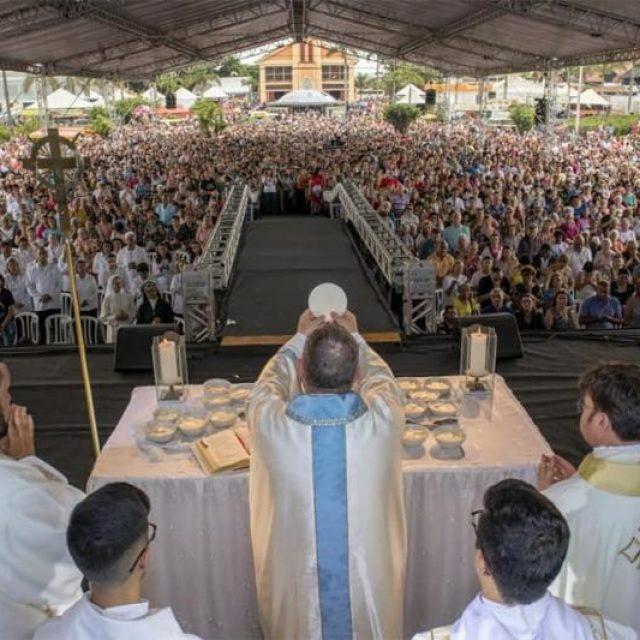 207ª Festa Estadual de Nossa Senhora do Rocio – 41ª Festa da Padroeira do Paraná
