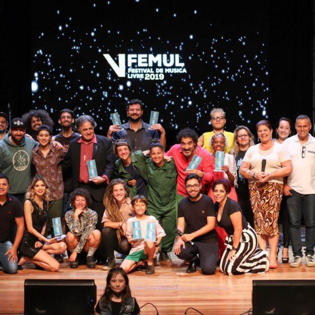Conheça os campeões do V FEMUL