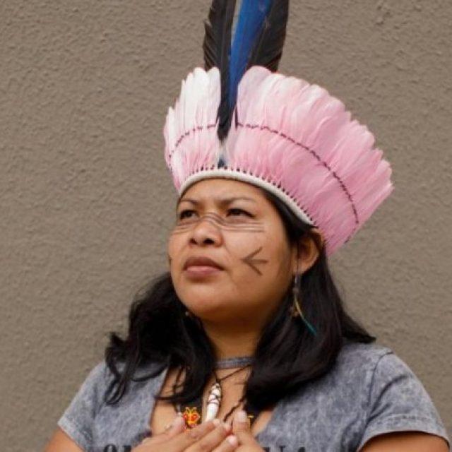 Indígena moradora da Ilha da Cotinga é nomeada para premiação nacional